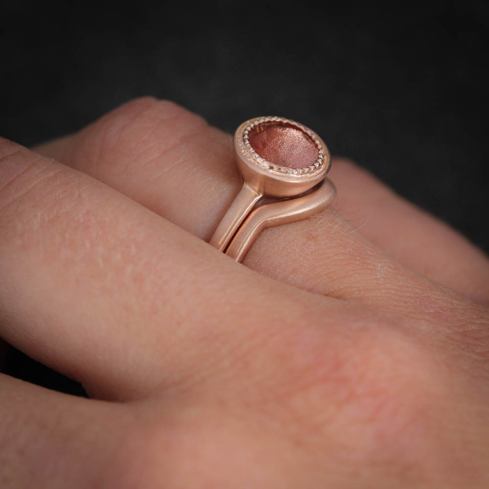 celtic rings of ring sun sunstone engagement stone store unique the