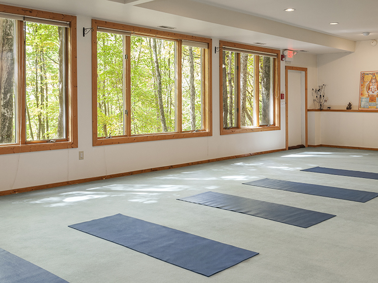 Yoga & Meditation room