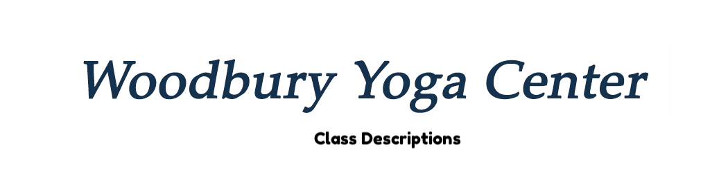 Woodbury Meditation & Yoga Center
