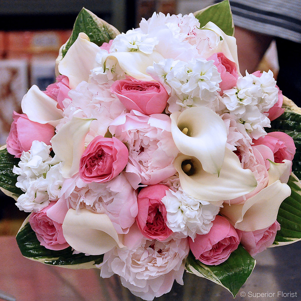 Superior Florist – Weddings – Personal Flowers