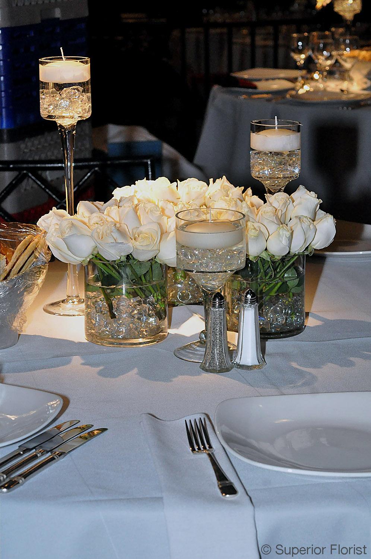 Superior Florist Event Florals Centerpieces