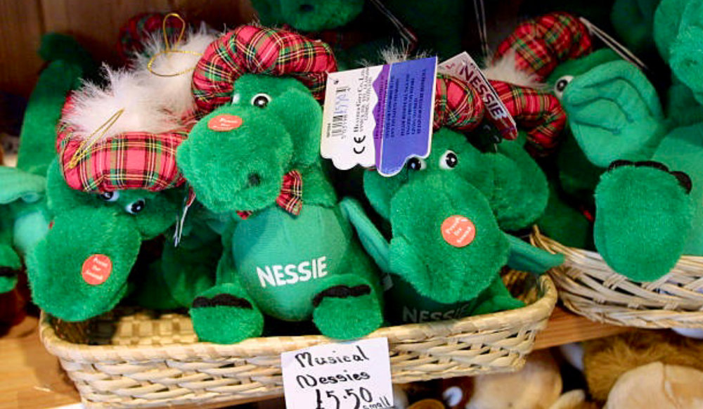 Actual photo evidence of Nessie.