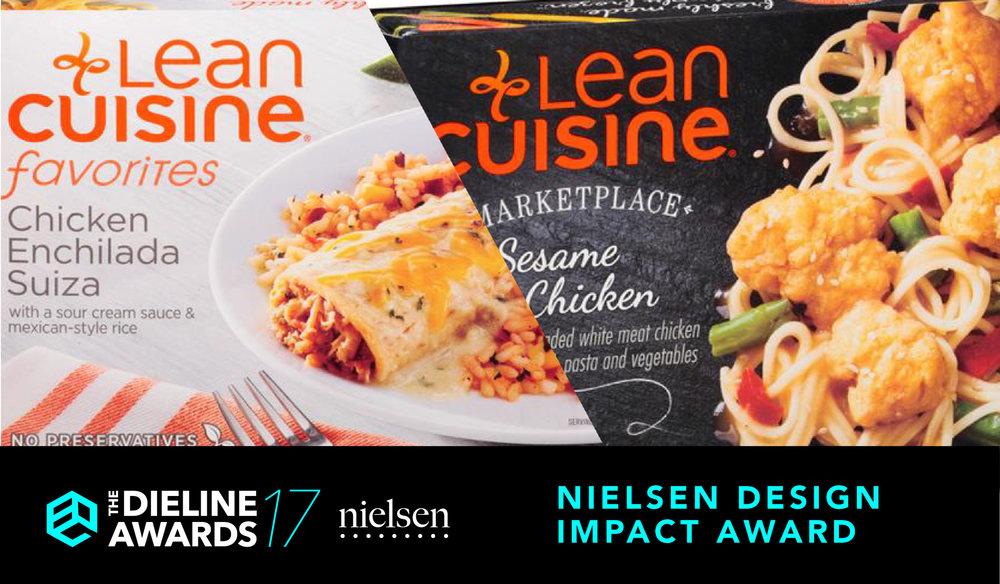 2017 Winner: Lean Cuisine