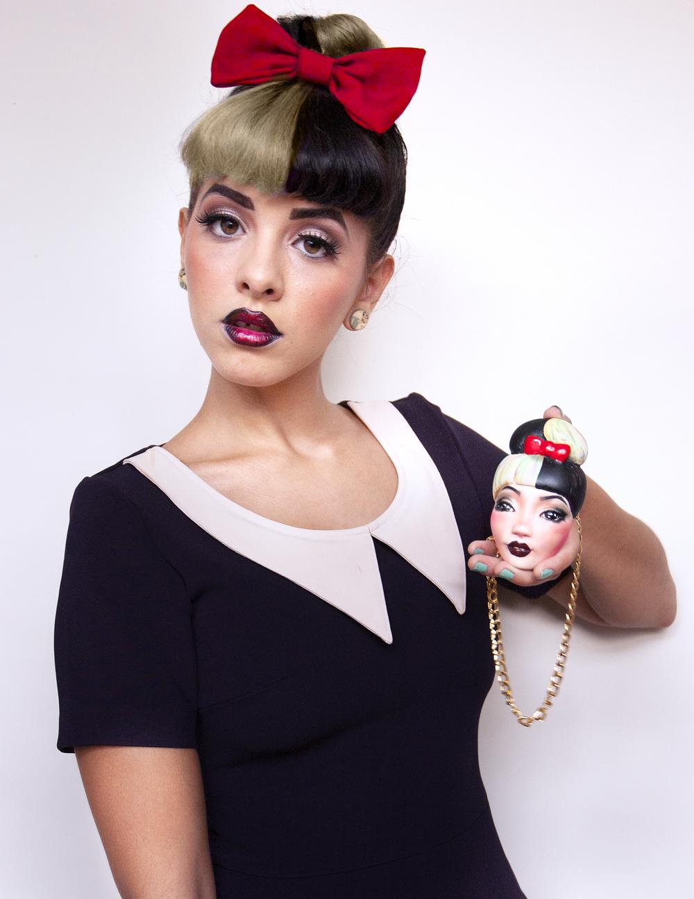 Pidgin + Melanie Martinez  Pidgin Doll - Hairstyle Games