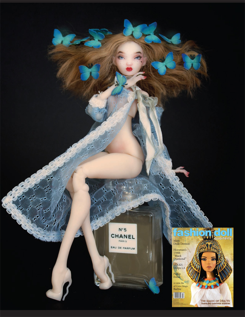 Fashion Doll Quarterly - Winter 2015