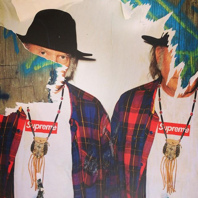 #losangeles #weho #streetart #supreme #guesswho