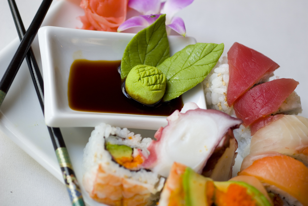 Authentic Sushi and Asian cuisine | Harvey Lever Photography