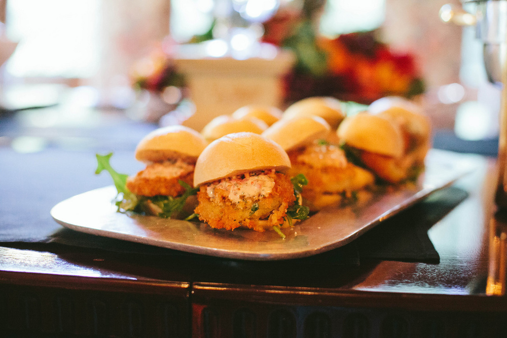 Vegetarian and Vegan catering options | Crimson and Clover photography
