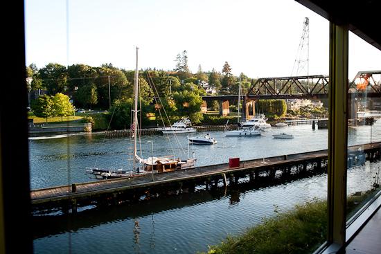 Urban Waterfront Seattle Venue