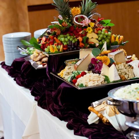 Custom Buffet Menus and Event Catering