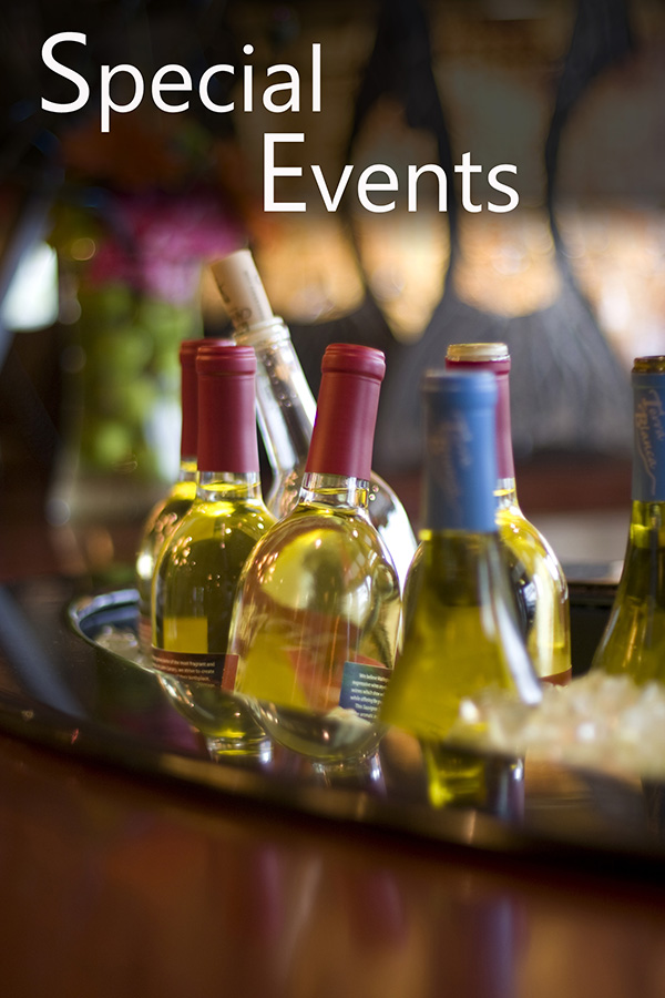 Event management for parties, galas, and meetings in Seattle