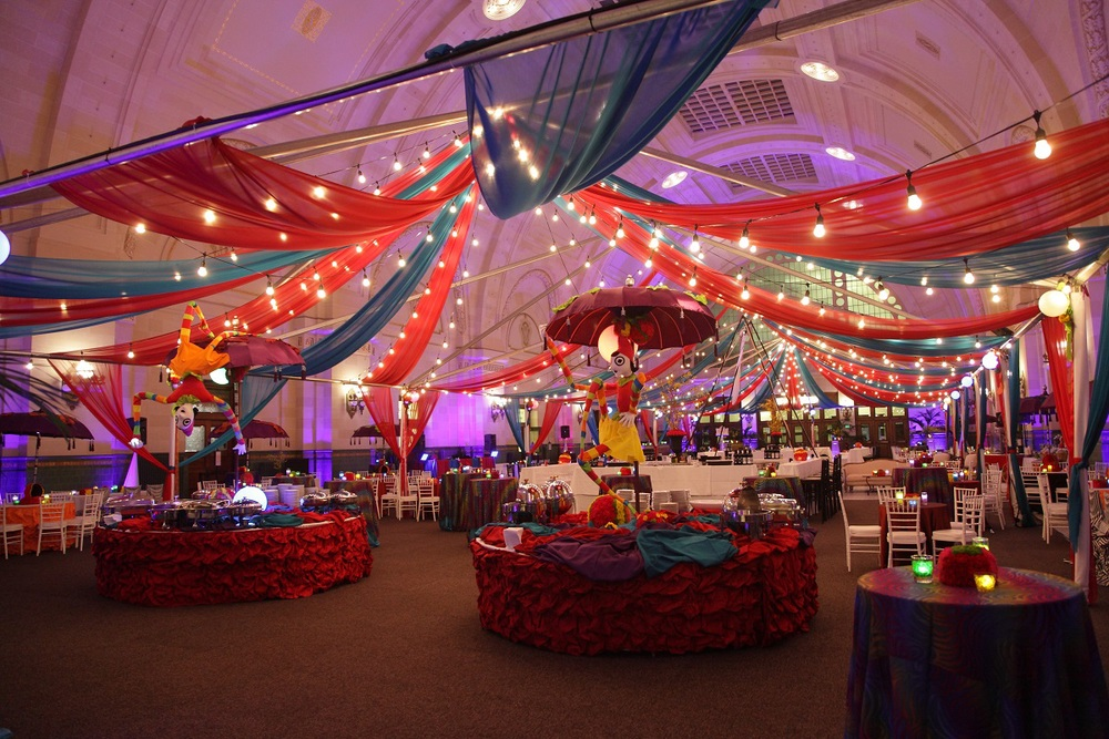 Carnival-inspired party | Event Vision, Planning, and Production by Jewel | C.B. Bell III