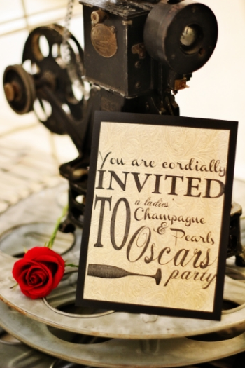 Set the tone for an elegant event with the invitation |  Hannah Marie Photography