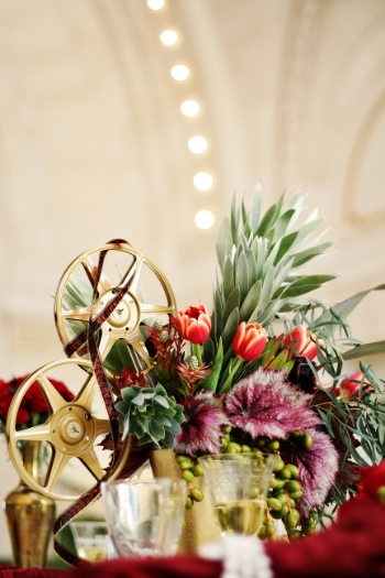 Artistic florals provided by the talented  Lola Floral  |  Hannah Marie Photography