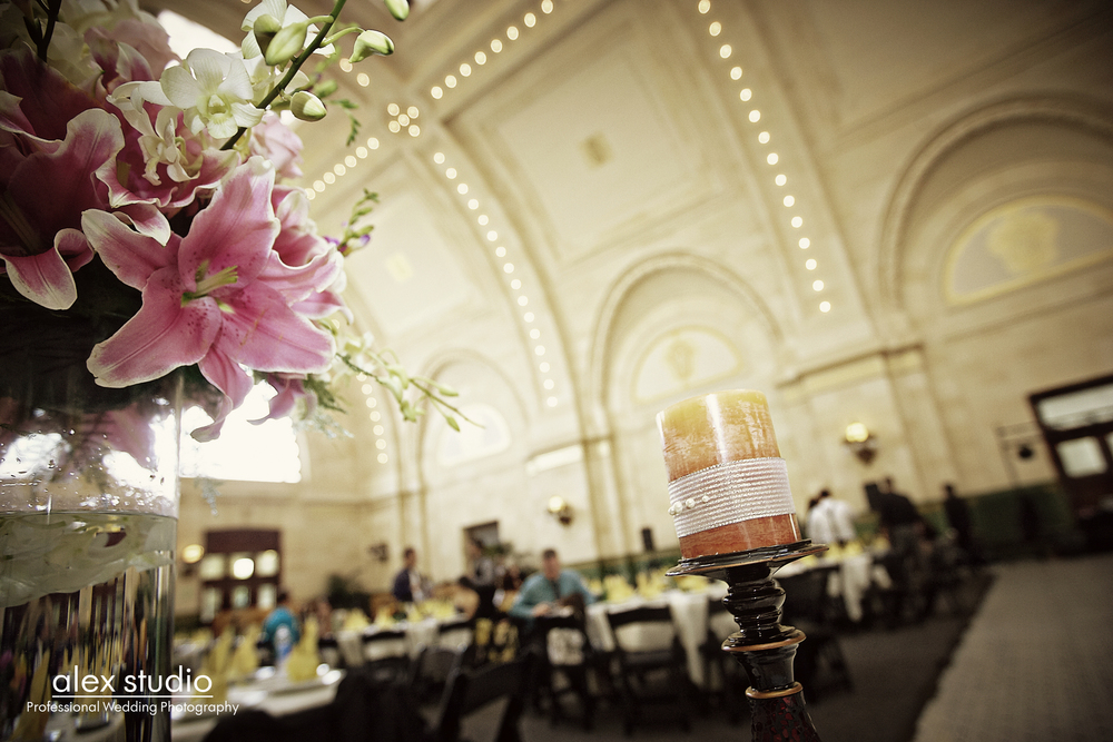 The Great Hall at Union Station | Azzura Photography