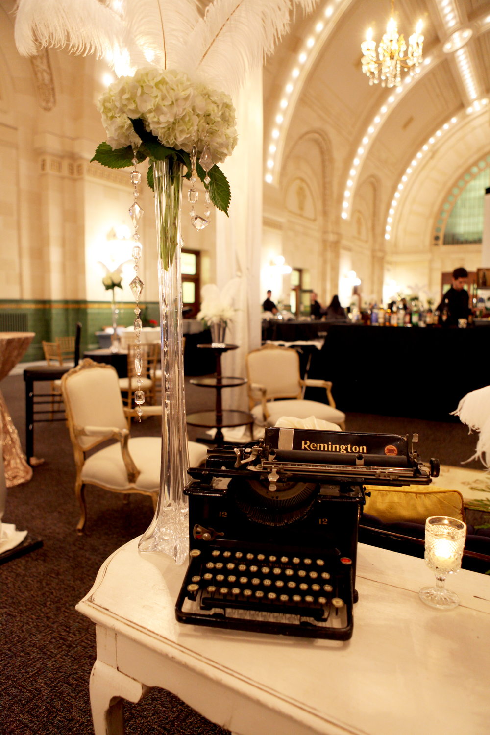 An Elegant Old Hollywood Party At The Great Hall Jewel HospitalityJewel Hospitality
