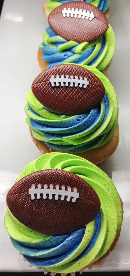 12th Man Cupcakes