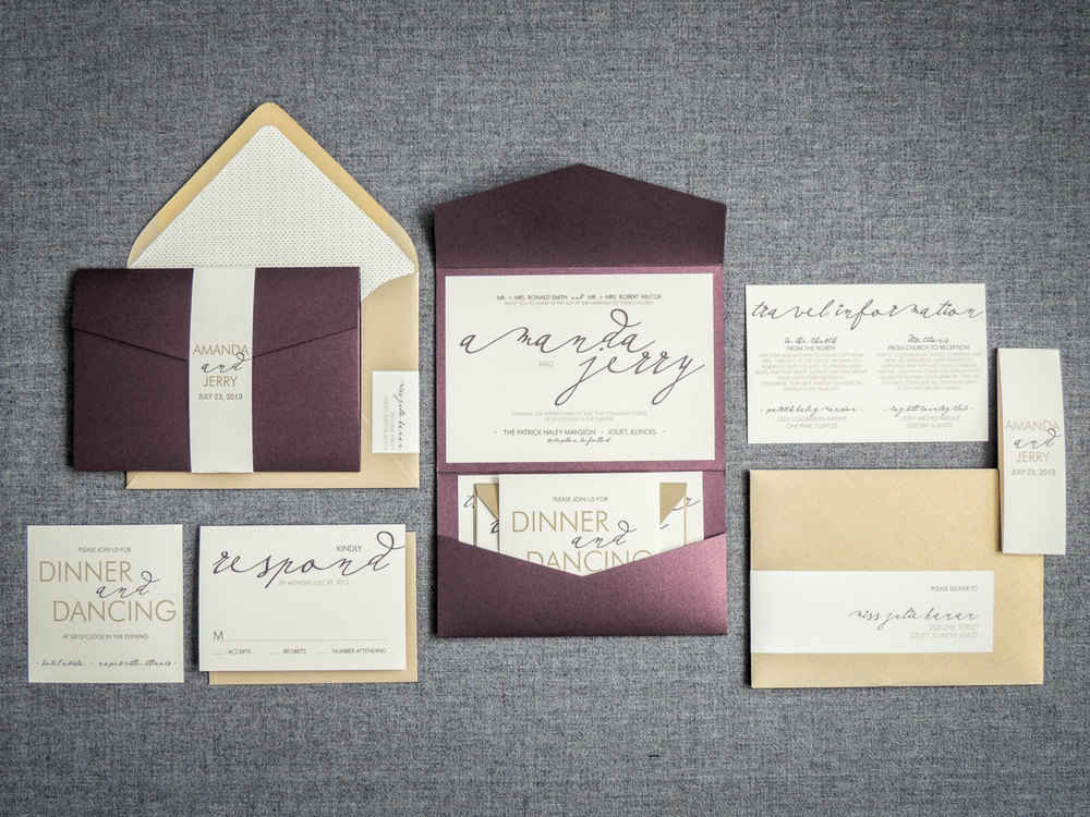 Wedding Invitation Etiquette and How to Pick the Perfect Wedding