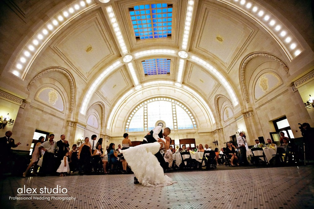 Great Hall at Union Station Wedding