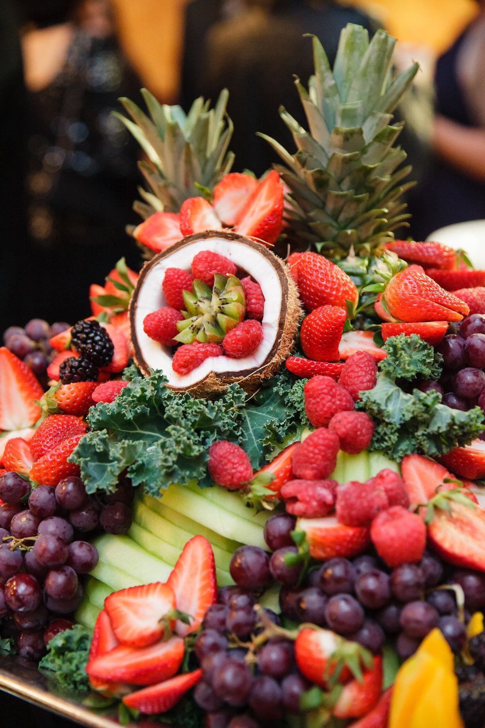 Assorted Fruit Display | Red Sparrow Photography
