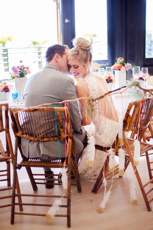 Ballard Bay CLub Wedding Reception