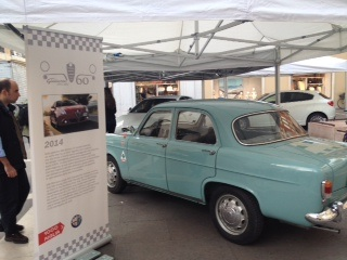 1954 L'Alfa Romeo