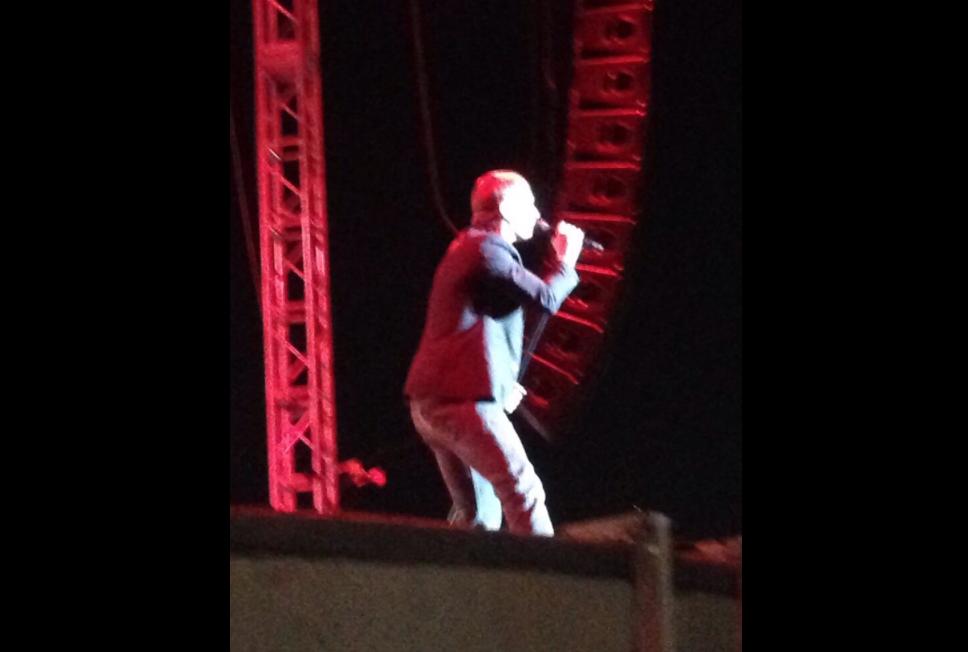 Rob Thomas performed at JCK Las Vegas during the JCK Rocks the Beach Event!