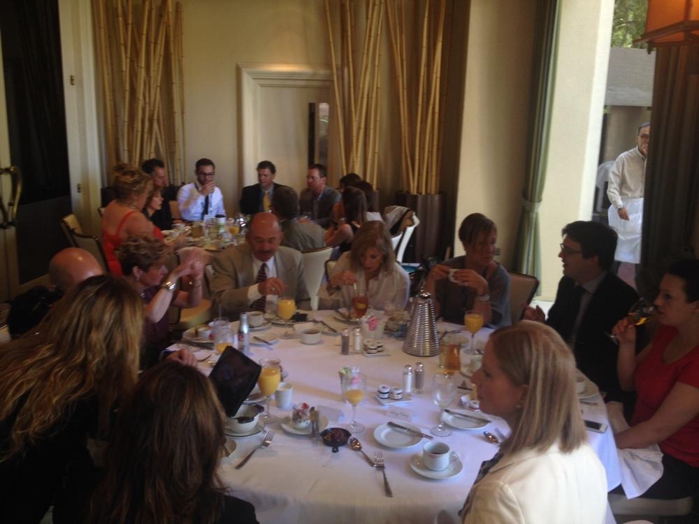 Advisory Council Breakfast