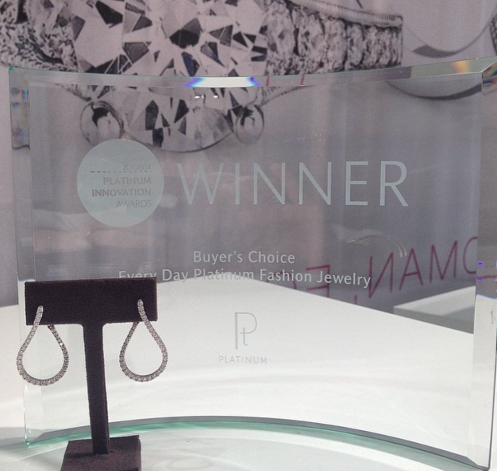 "Huge congrats to Sylvie Collection on wining the ""Buyers Choice Everyday Platinum Fashion"" award!"