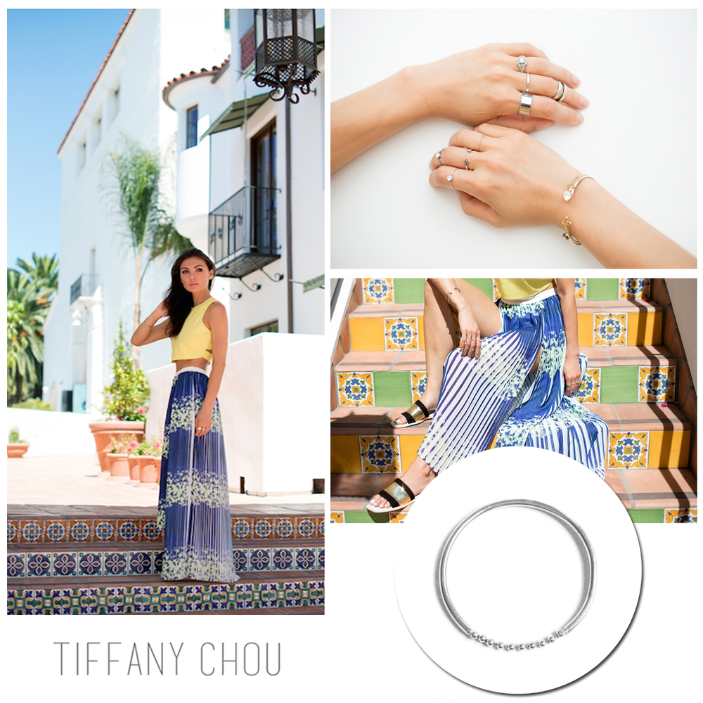 Blogger of Thoughtful Misfit, Tienlyn Jacobson, has great style! Check out her recent post featuring Tiffany Chou here!