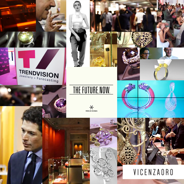 VICENZAORO January 2015 was a huge success, with 13% more buyers than ever before. We can't wait for the upcoming shows!