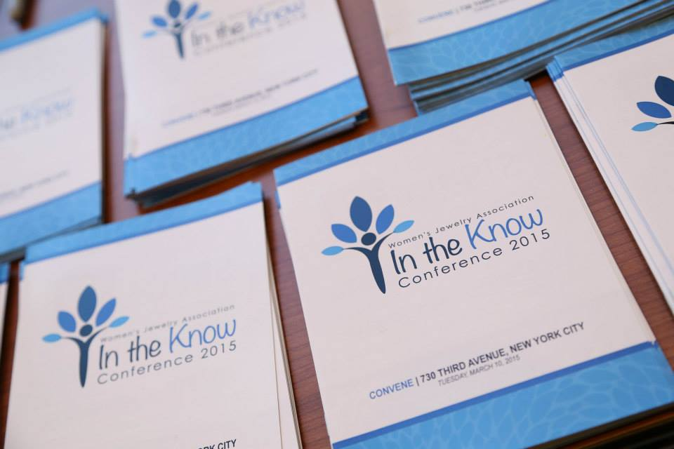 """Welcome to the annual WJA """"In The Know"""" Conference, a place where fine jewelry professionals are enlightened on topics relevant to their careers and/or business development."""