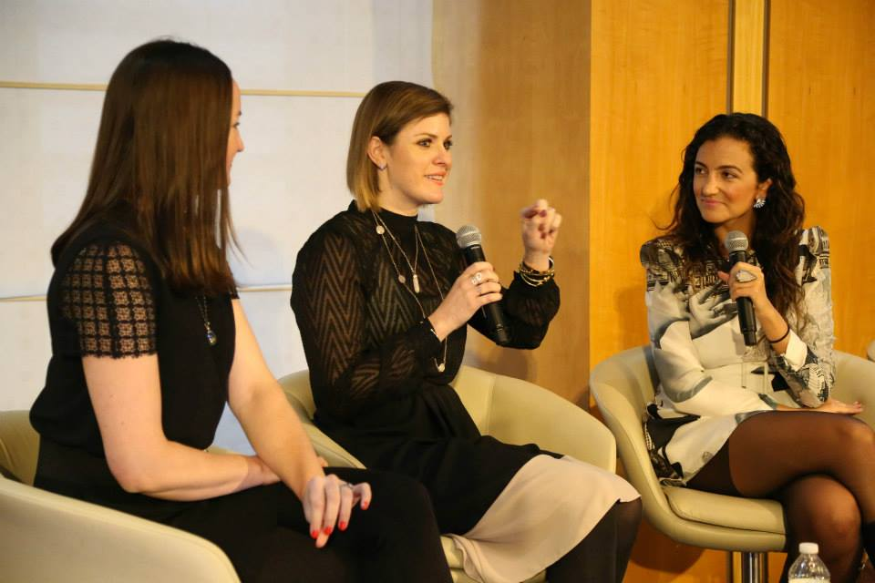 The conference concludedwith a Q&A sessionwithretail innovator, Jennifer Hyman, CEO of Rent the Runway. The Q&A session was moderatedby our very own Managing Director, Jen Cullen Williams & Amanda Gizzi of Jewelers of America.