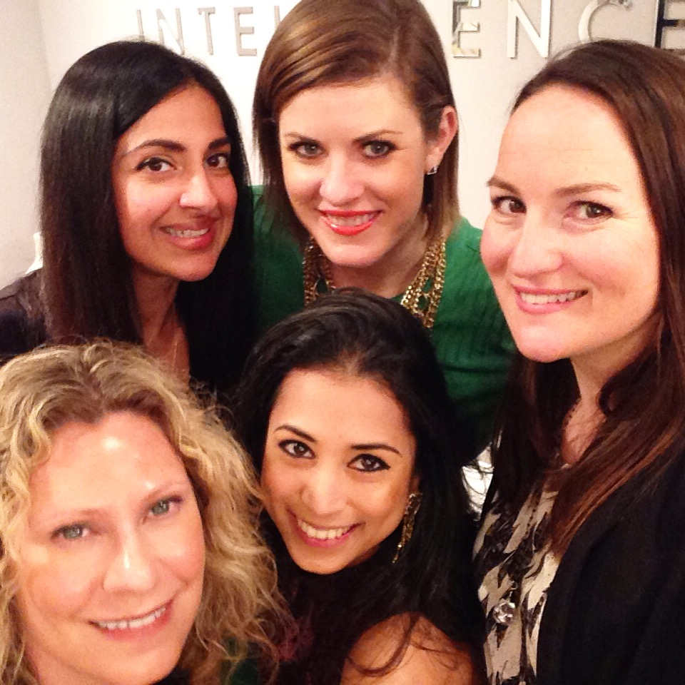 Here are some radiant post conference smiles, happy to have attended and learned so much!