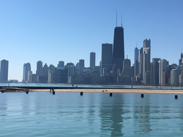 "It's official! The LBG team has landed in the ""Windy City,"" aka Chicago, Illinois!"