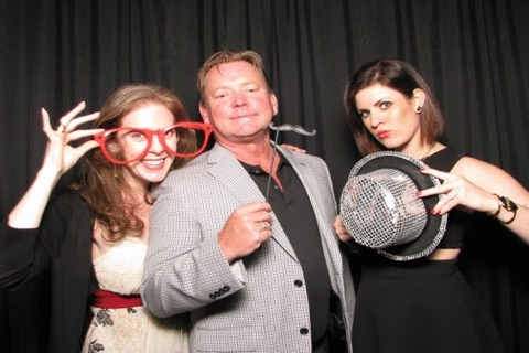 Even LBG's CEO, Frank Proctor knows how to have a good time!
