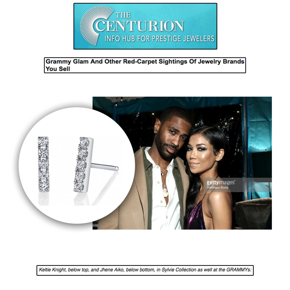 Centurion is also buzzing about how Jhené looked in the Sylvie Collectionafter the Grammys.