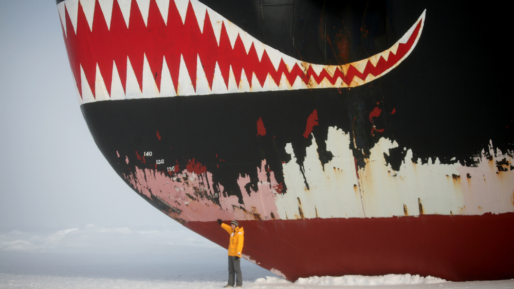 The Yamal: Icebreaker at North Pole