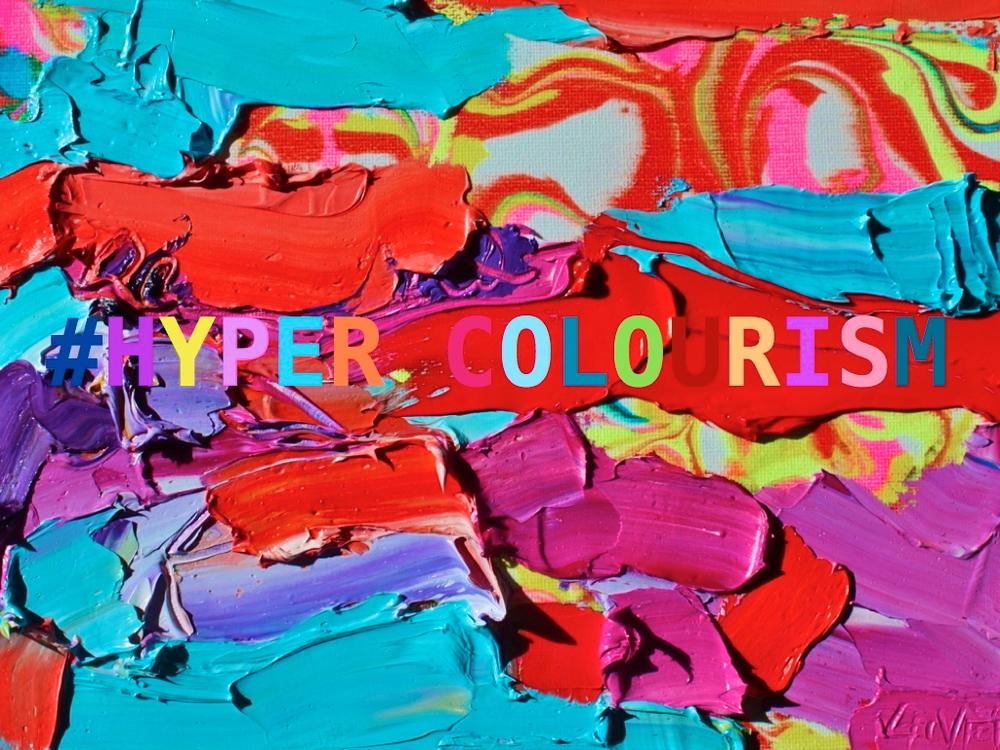 """""""Hyper Colourism"""" Launch 19.5.16"""