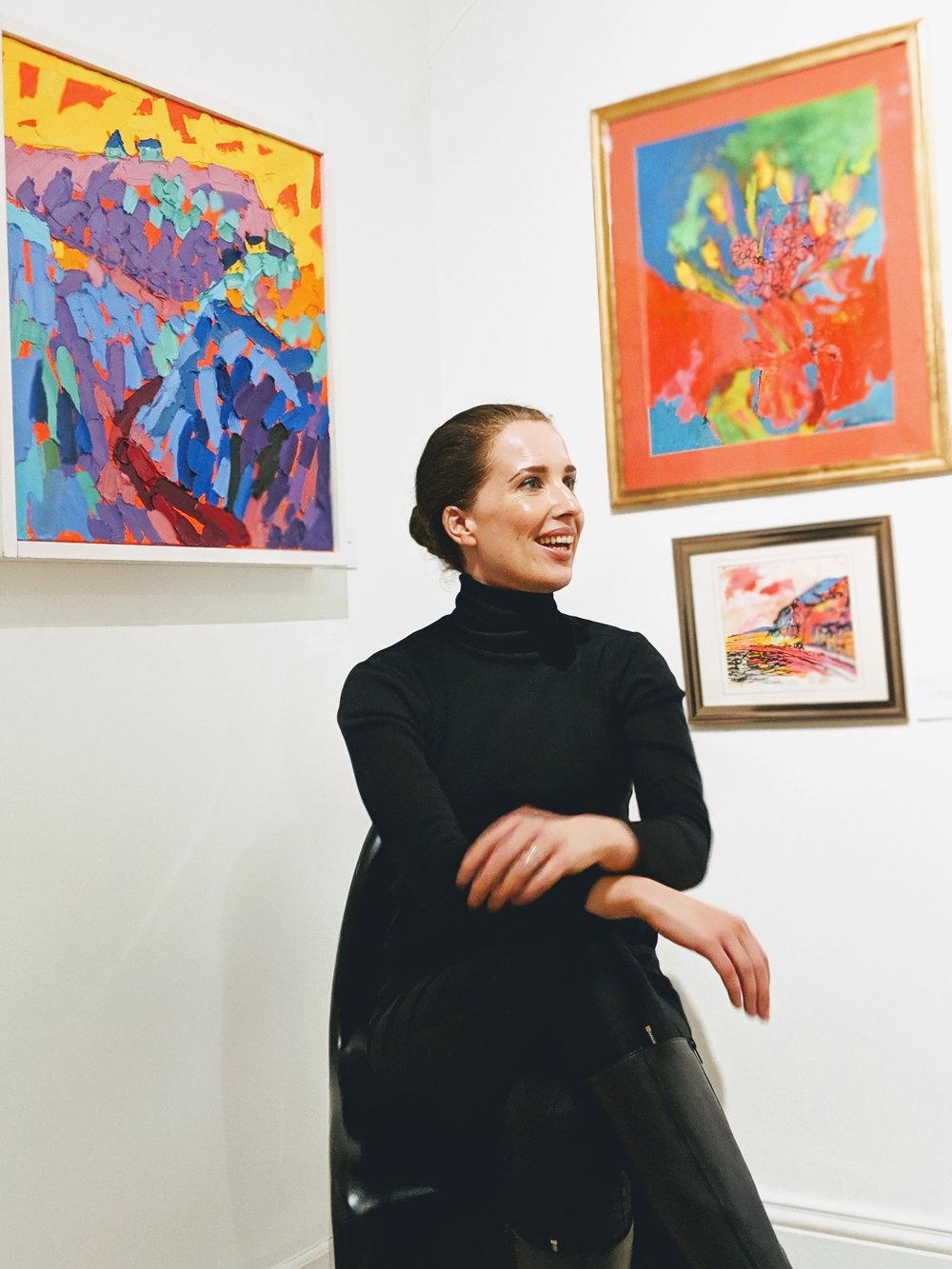 Eloise Govier April 2019