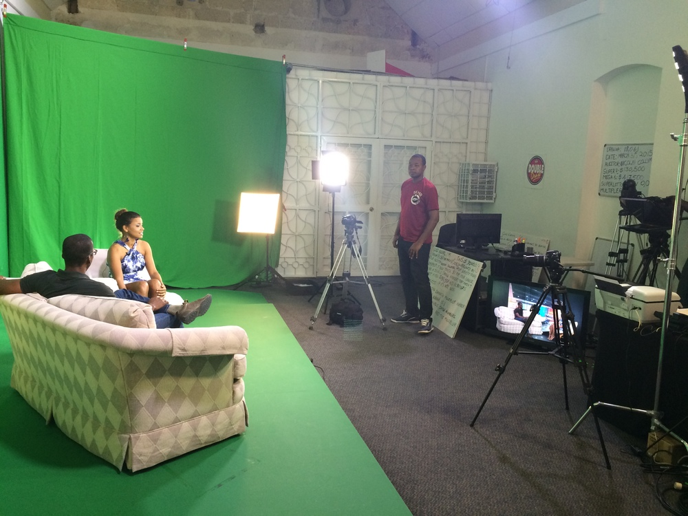 Green Screen Soundstage Rental