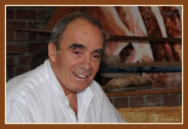 Gerard Rubaud, the French baker who inspired us and taught us how to bake artisan bread.