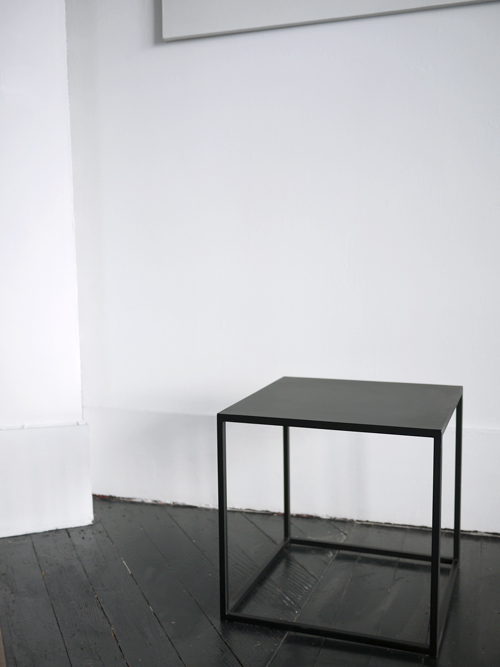 Metal Cube Table I
