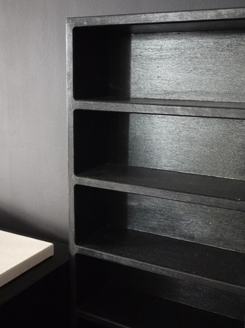 black wooden shelves eden eden rh edenandeden com black wooden wall shelves black wooden ladder shelves