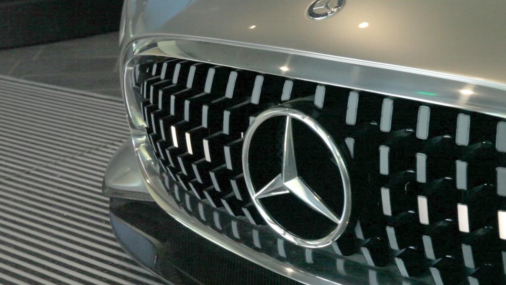 Mercedes-Benz Research and Development, North America