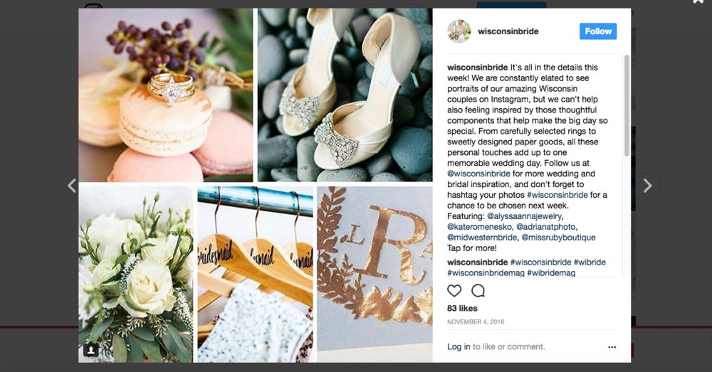 N Martin - Wisconsin Bride - Instagram Roundup - Pastels.png