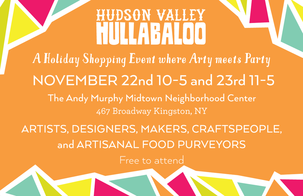 Hudson Valley Craft Fair, Holiday, Kingston NY