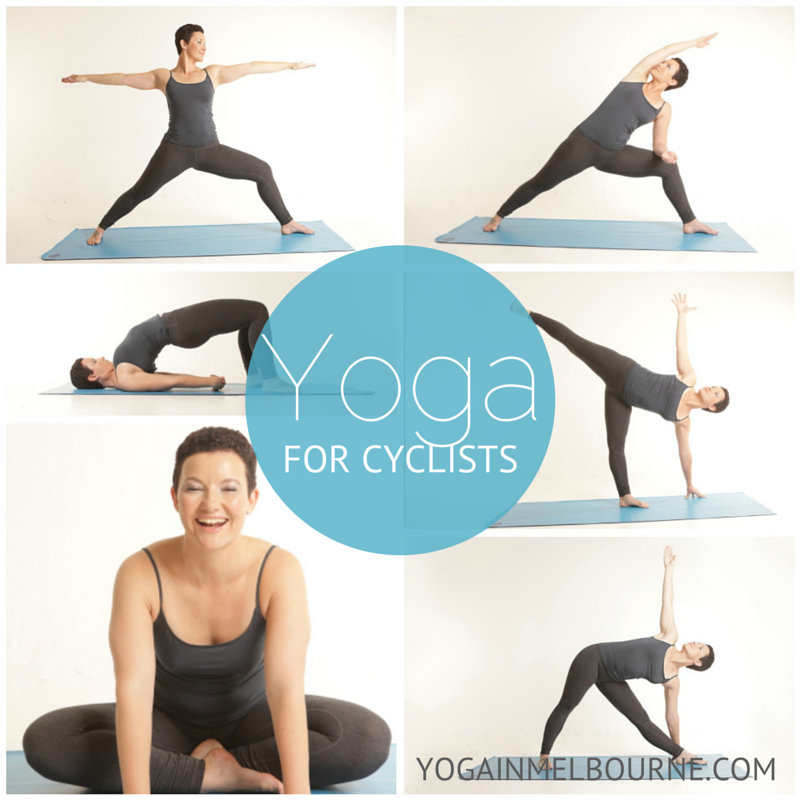 Six Yoga Poses for Cyclists.