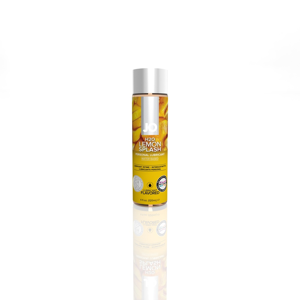 40120 - JO H2O FLAVORED LUBRICANT - LEMON SPLASH - 4fl.oz 120mL.jpg