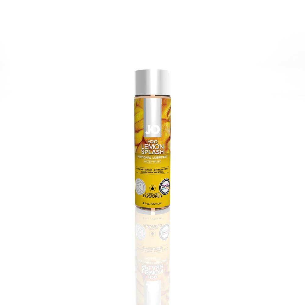 40120 - JO H2O FLAVORED LUBRICANT - LEMON SPLASH - 4fl001.jpg